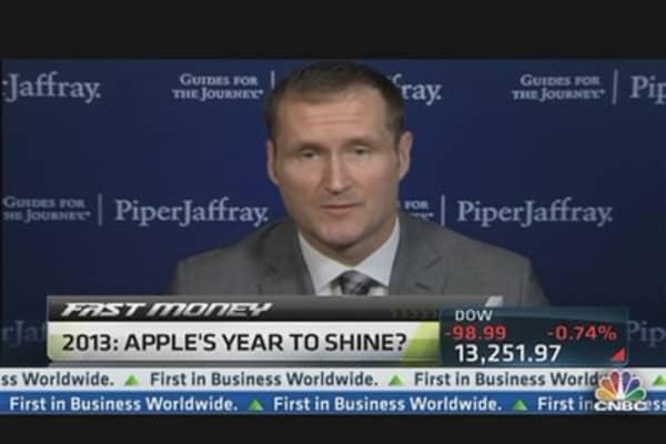 Gene Munster's 3 Catalysts for Apple in 2013