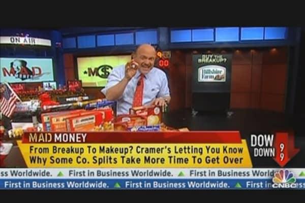 Cramer: Hillshire Should Have a Better 2013