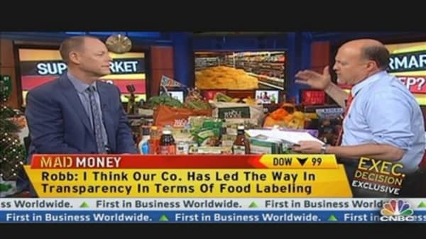 Whole Foods CEO on Store Count & Private-Label