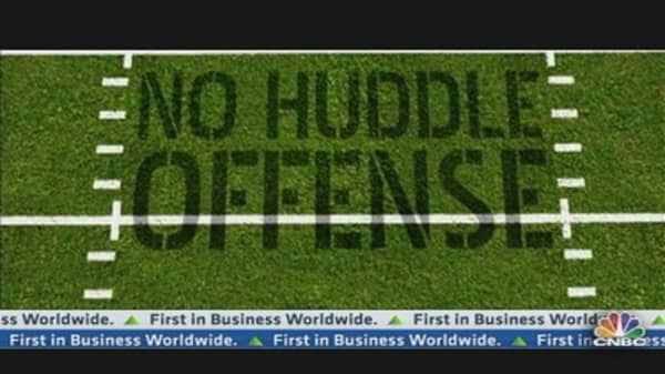 No Huddle Offense: Not All Tech Is Created Equal