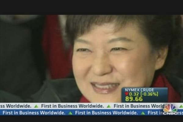 Challenges Ahead For Park Geun-hye