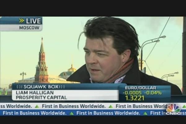 Russia Is a High Yielding Market: Economist