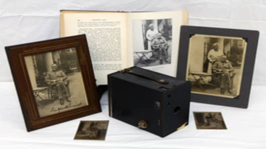 Rare 1933 FDR Presidential Photographic Set