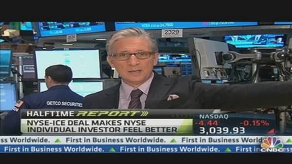NYSE-ICE Deal: Winners & Losers