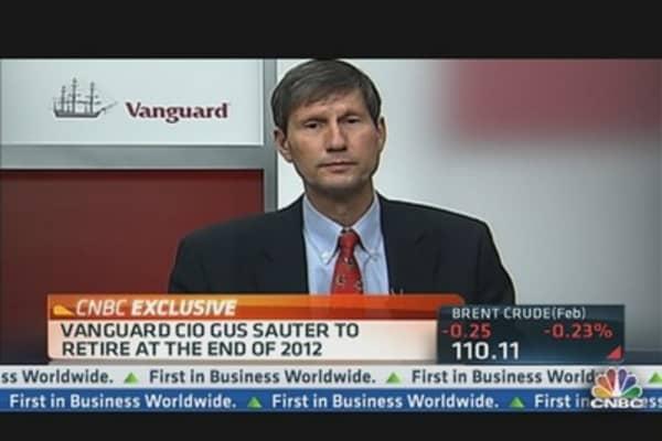 Vanguard CIO: Beware the Bond Bubble