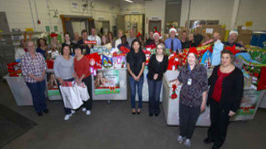 20th Annual Holiday Gift Drive (a)