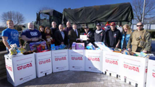 20th Annual Holiday Gift Drive (b)