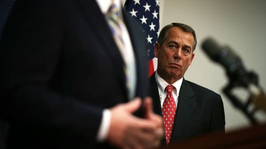 U.S. Speaker of the House Rep. John Boehner