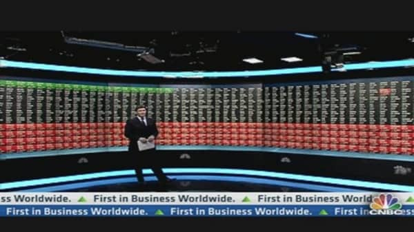 European Market Opens Lower on Fiscal Cliff Fears