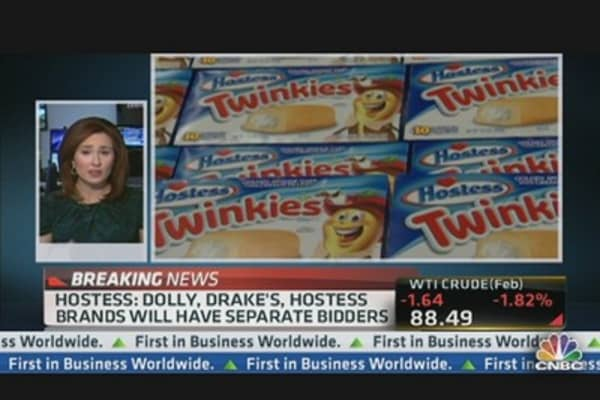 Hostess Stores Cease Operating