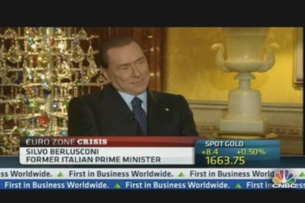 Silvio Berlusconi: Why I am Running in Election