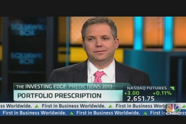 Health Care Prescription For Your Portfolio