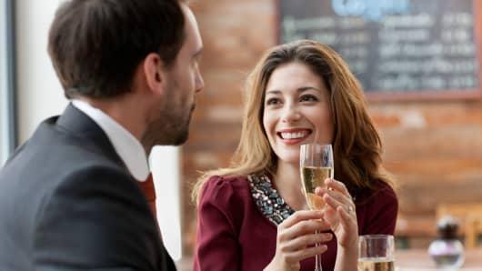 Dating credit score