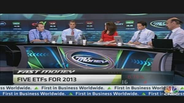 Five Top ETFs for 2013: Matt Hougan
