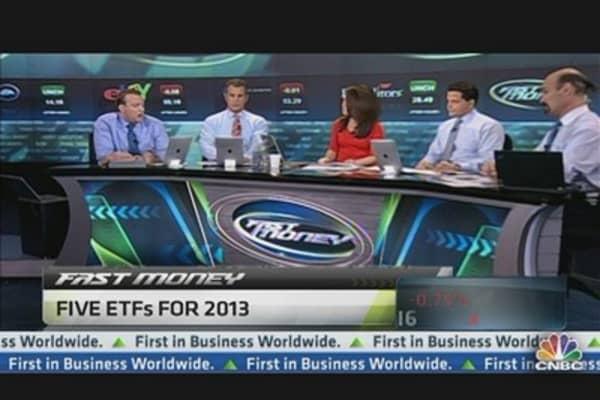 Five Top ETFs for 2013: Matt Hougan