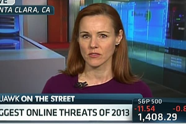 Biggest Online Threats of 2013