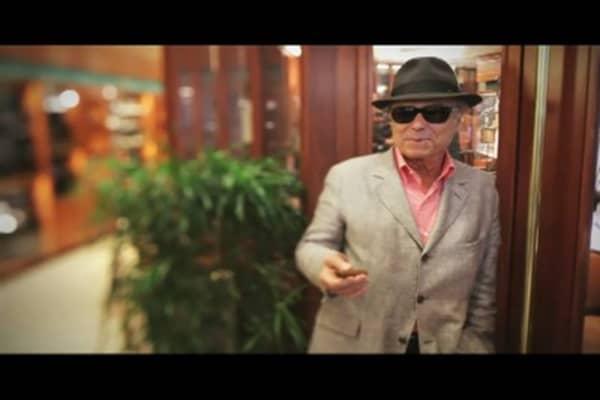 Robert Seise , Davidoff Cigars, NY