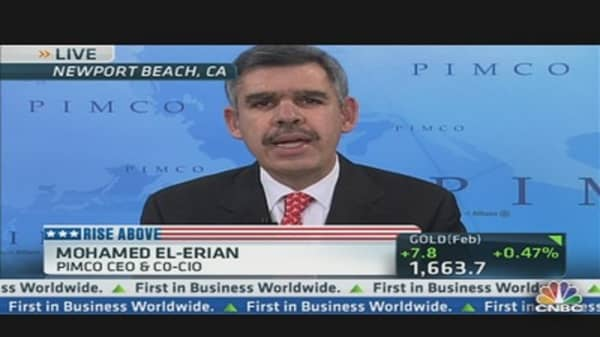 'Dysfunction and Polarization' Distract Investors: El-Erian