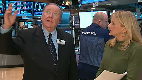 90 Seconds with Art Cashin: Deal or No Deal?