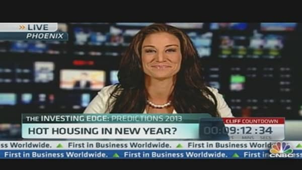 Hot Housing in New Year?
