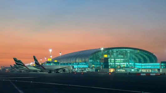 Dubai Airport, Concourse A