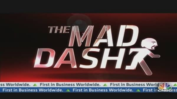 Cramer's Mad Dash on Retail Sector
