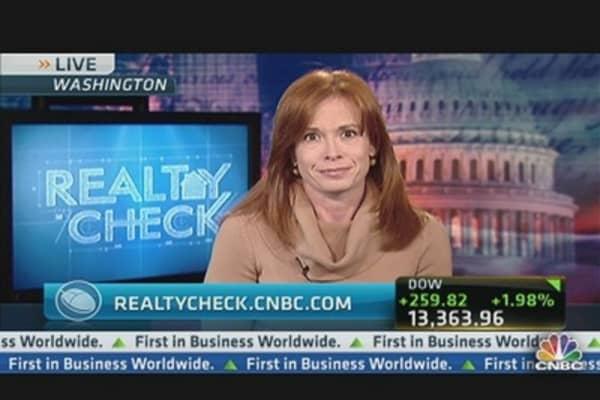 'Cliff' Vote Win For Housing Stocks