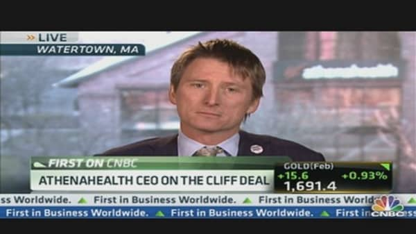 How 'Cliff' Deal Impacts Health Care Stocks