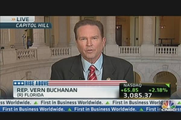 'Cliff Deal' Brings Some 'Certainty' on Taxes: Rep Buchanan