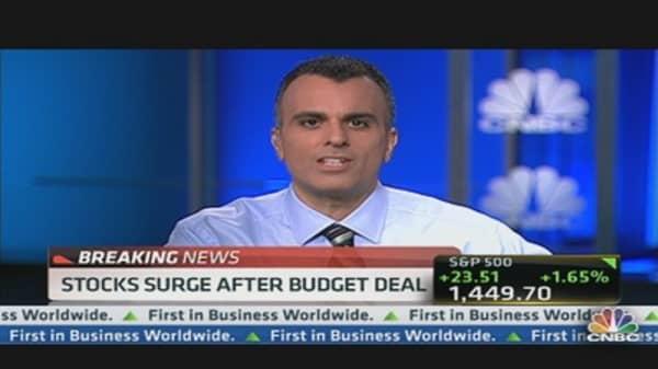 Bet on Banks Post-'Cliff' Deal: Terranova