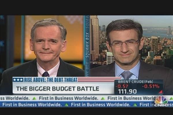 Washington's Next Big Battle