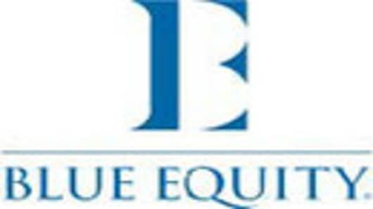 Blue Equity logo