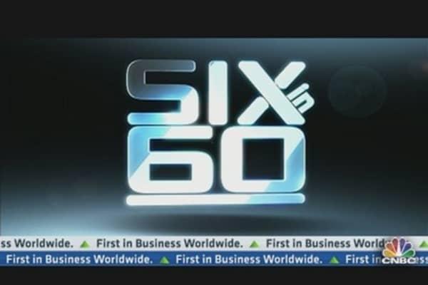 Cramer's Six in 60: Buy Cisco Upgrade