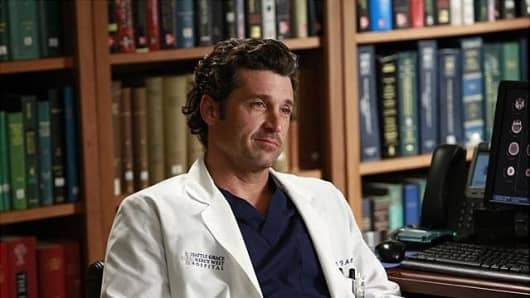 Dr. McDreamy
