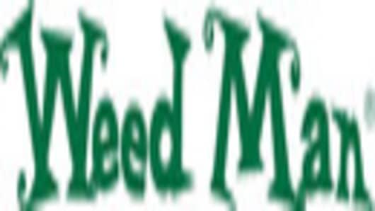 Weed Man USA Logo
