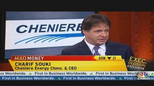 Cheniere Energy CEO on Exporting Natural Gas