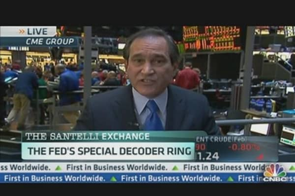 Santelli Exchange: Fed's Special Decoder Ring
