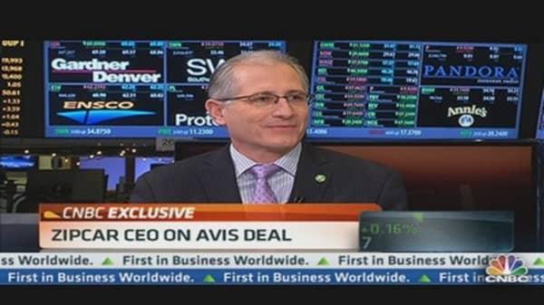 Zipcar CEO on Avis Deal