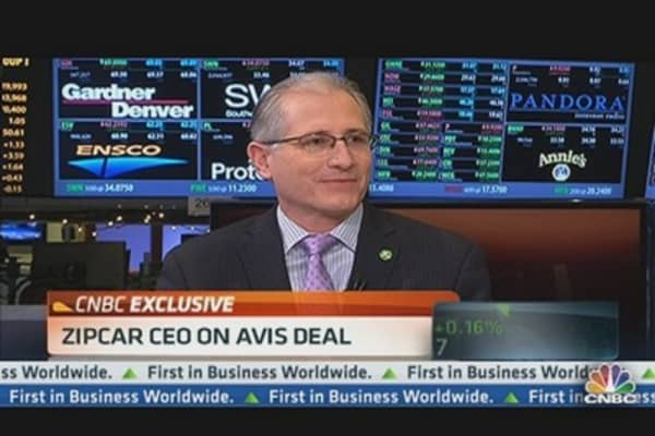 Zipcar CEO on Avis Deal
