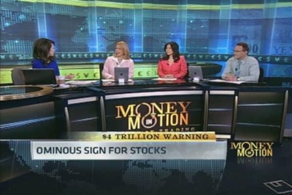 Big Warning for Stocks