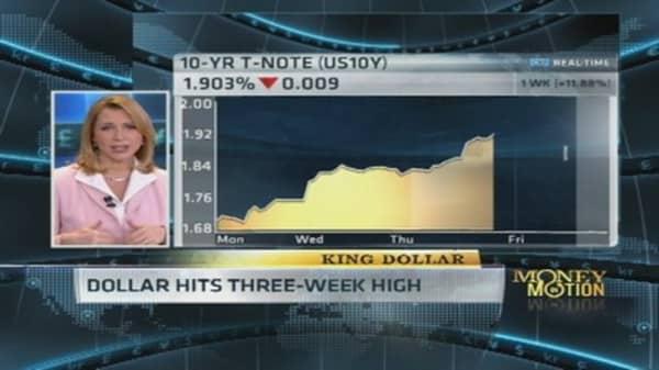 Stay Short the Yen?