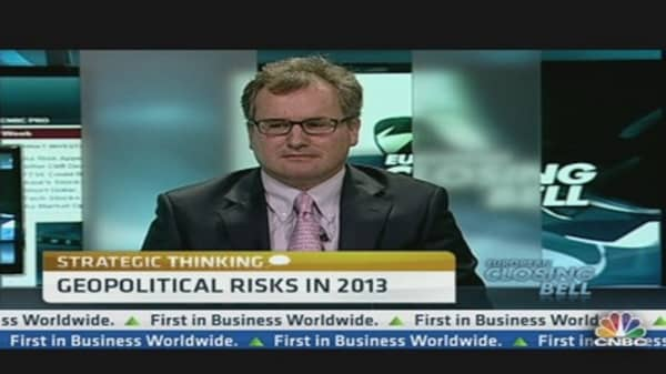 Equities to Perform Well in 2013