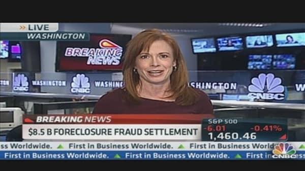 Banks to Pay $8.5 Billion in Fraud Settlement
