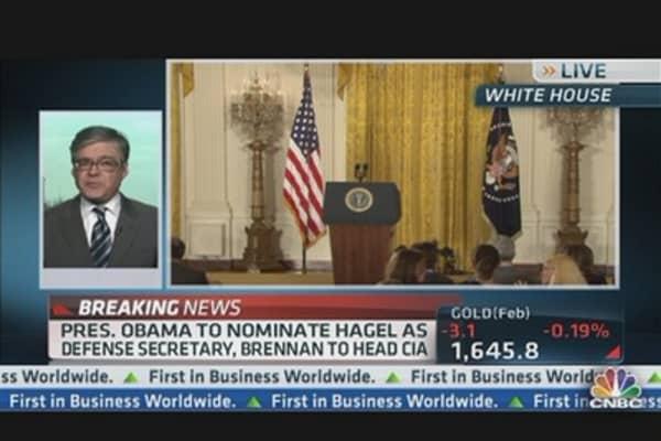 Pres. Obama to Nominate Hagel