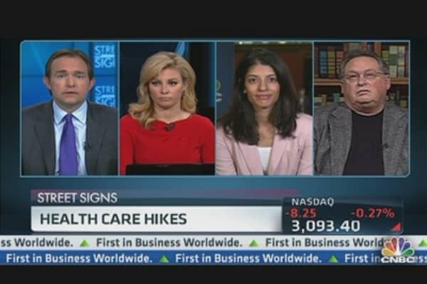 Health Care Hikes