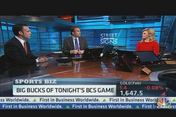 Big Bucks & the BCS National Championship