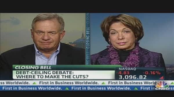 Debt-Ceiling: Where to Make the Cuts?