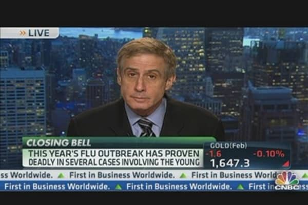 Sanofi CEO on Fighting the Flu