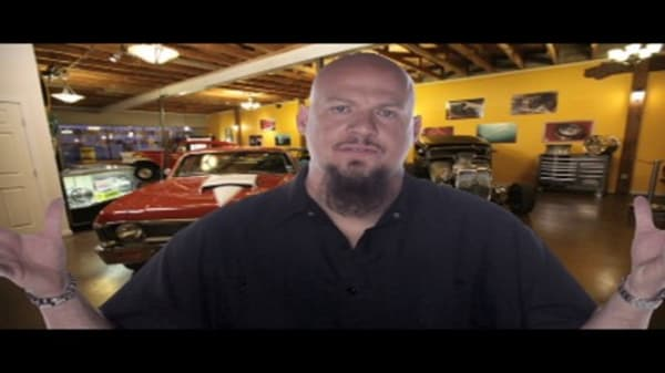 Jeff Allen: A Car Aficionado