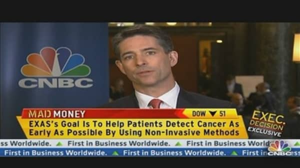 Exact Sciences CEO: Medicare Spending &  Cologuard Test